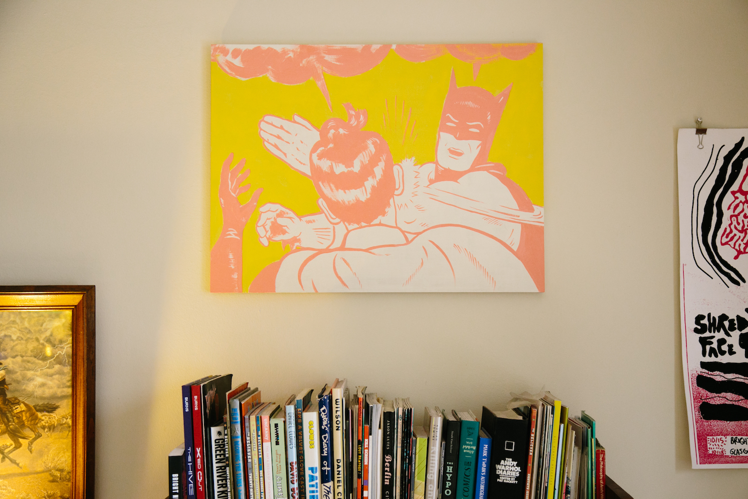 Making Modern Pop Art With Seattle Artist Mike Force - Society6 Blog
