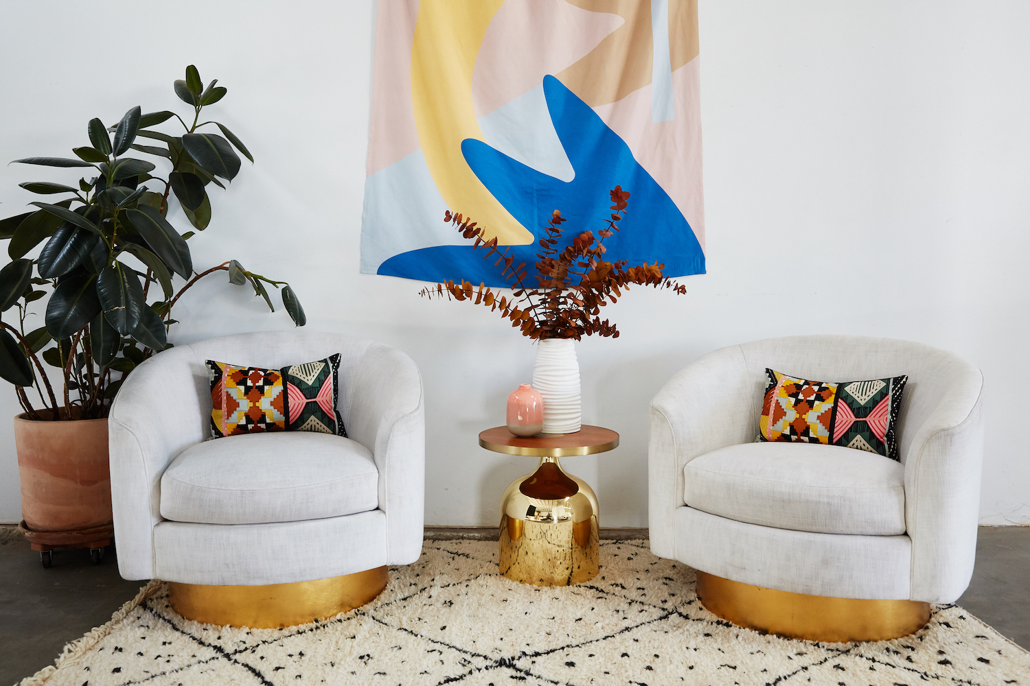 DIY Guide: 3 Easy Ways To Hang A Wall Tapestry - Society6 Blog