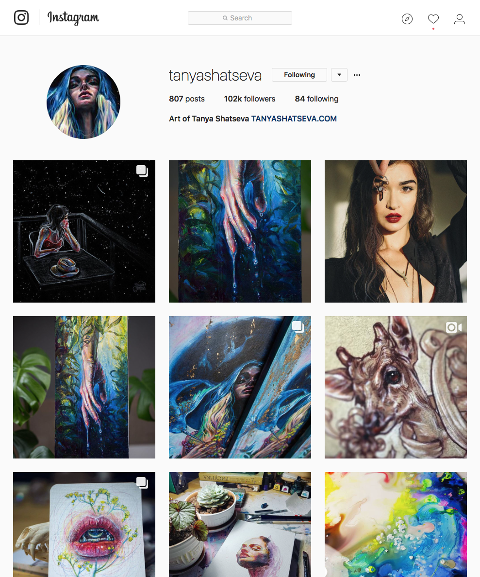 How To Make Money On Instagram (for Artists) - Society6 Blog