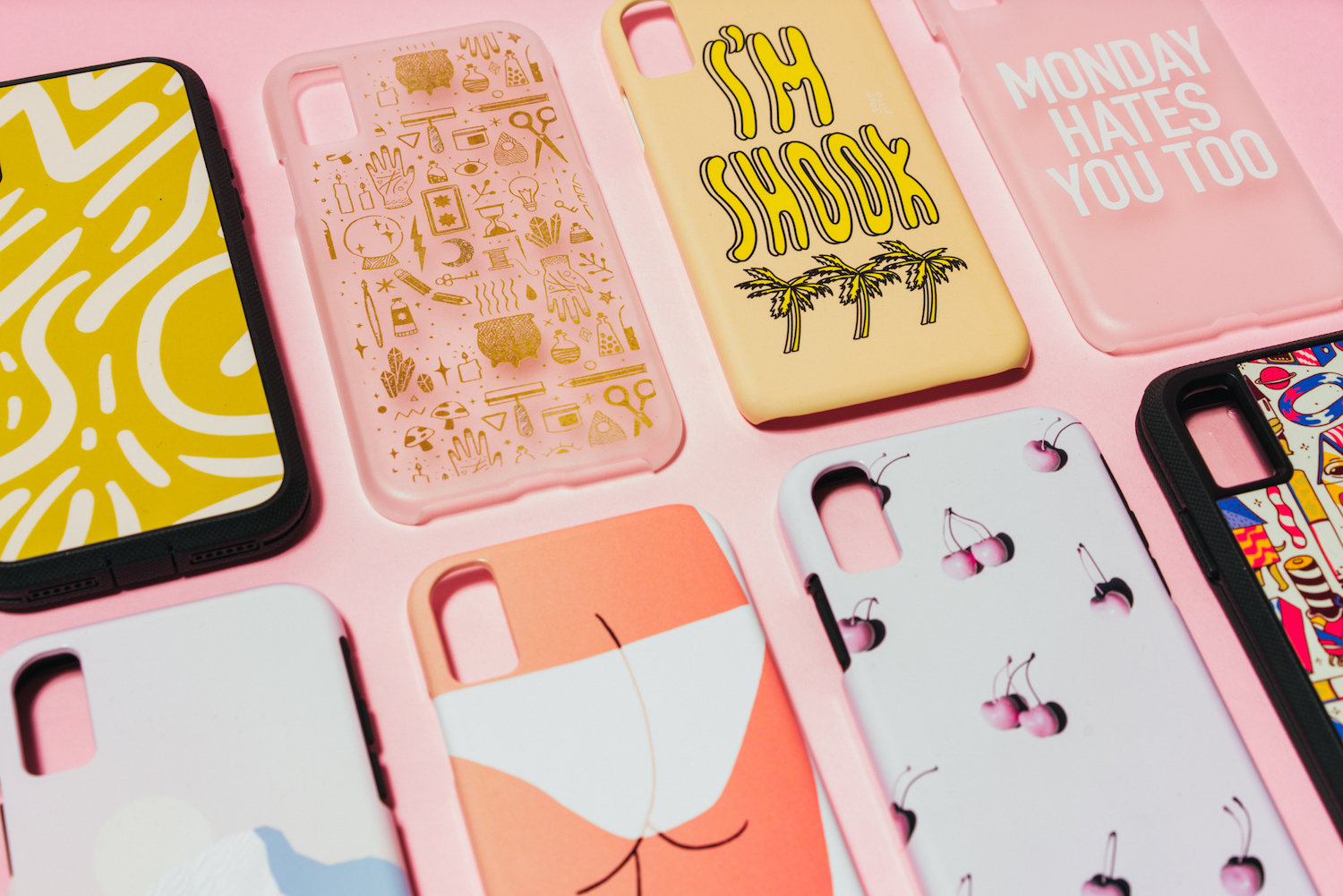 differently 4f118 c5568 iPhone X Cases Available For Pre-Order! - Society6 Blog