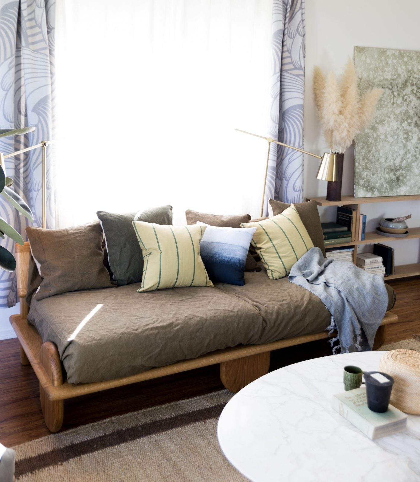 How This Designer Transforms Her Space With 3 Unexpected Fall Color ...