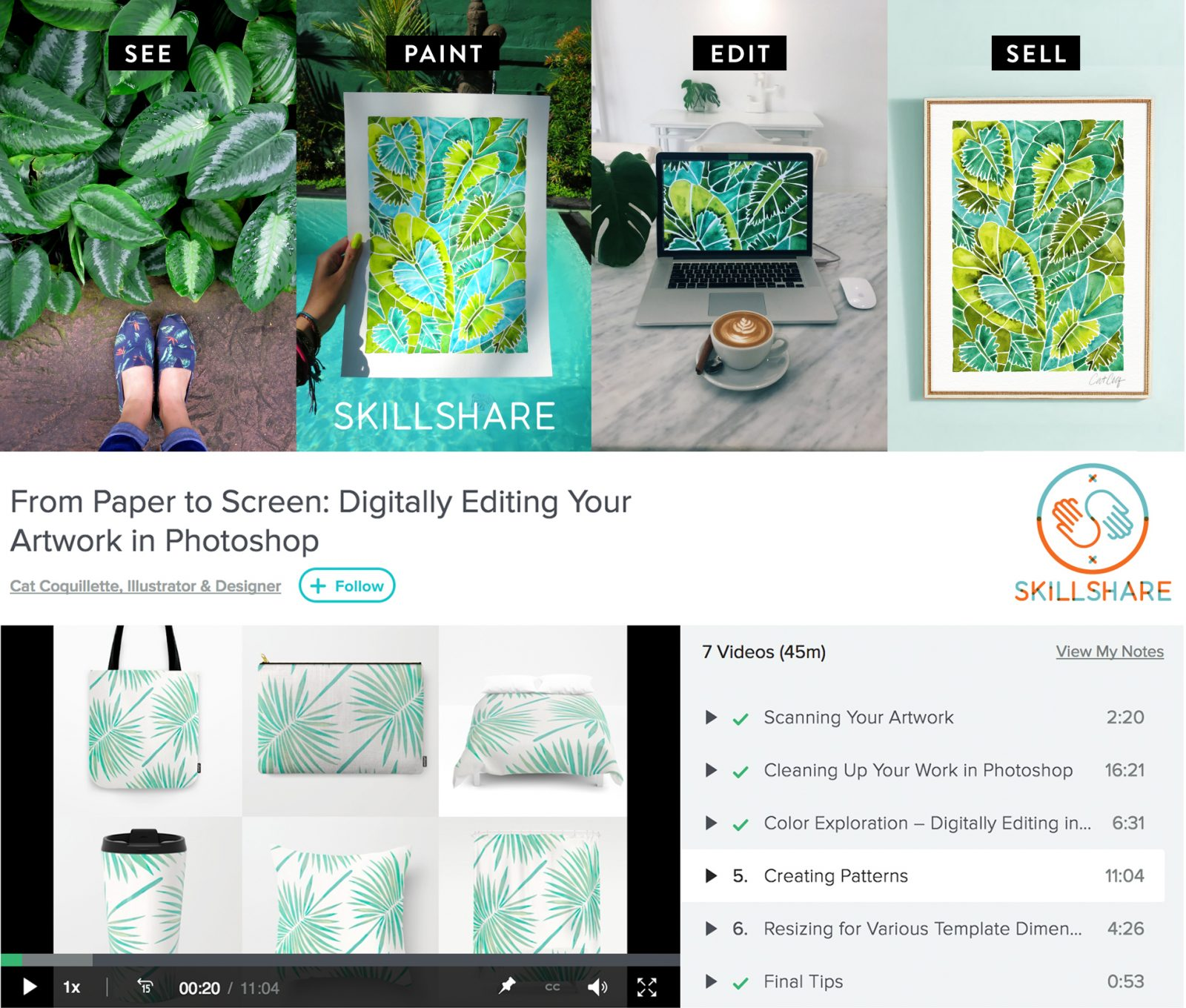 The Top Ten Best Sites to Learn New Art Skills Reviewed