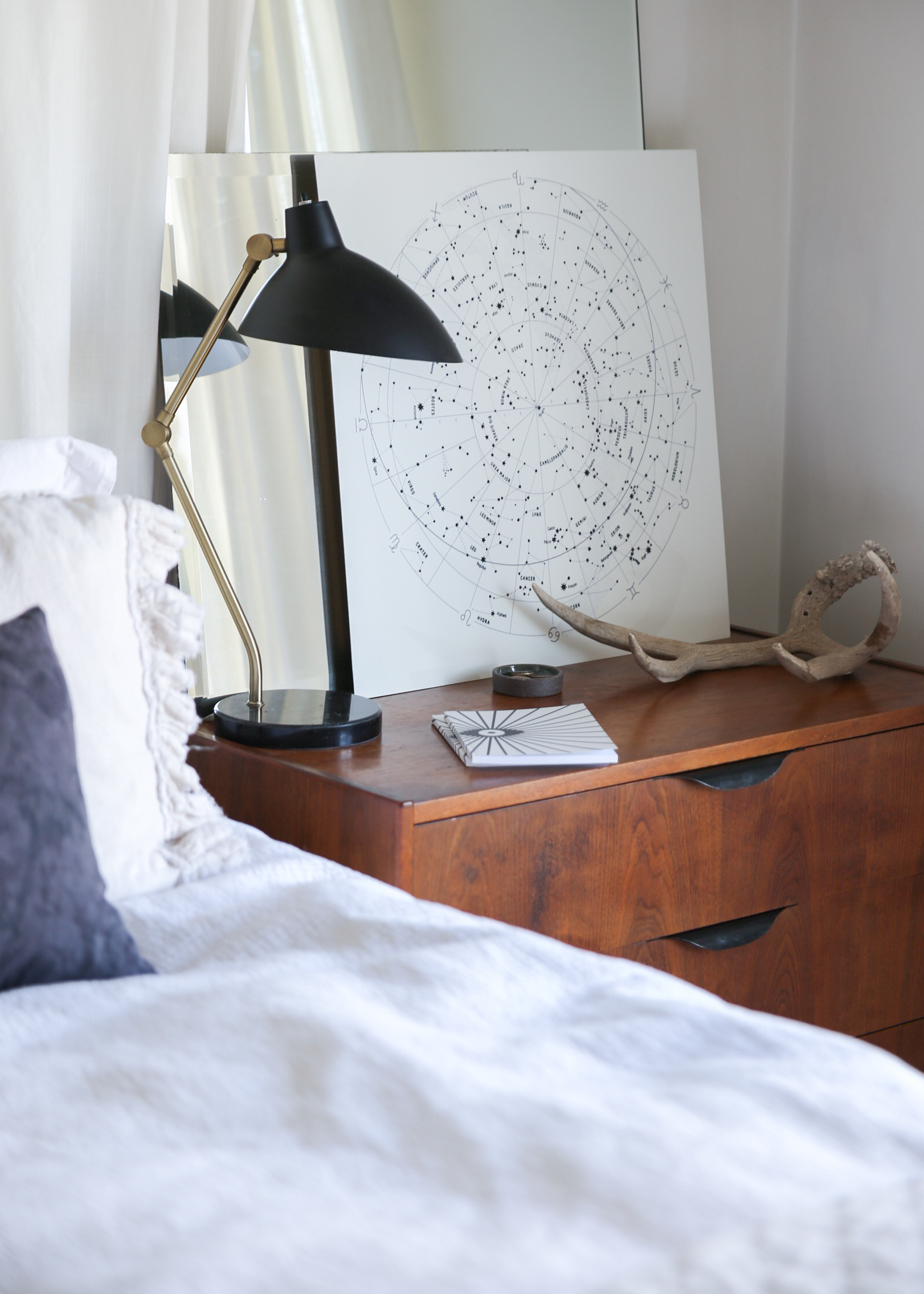 how to spring clean your bedroom