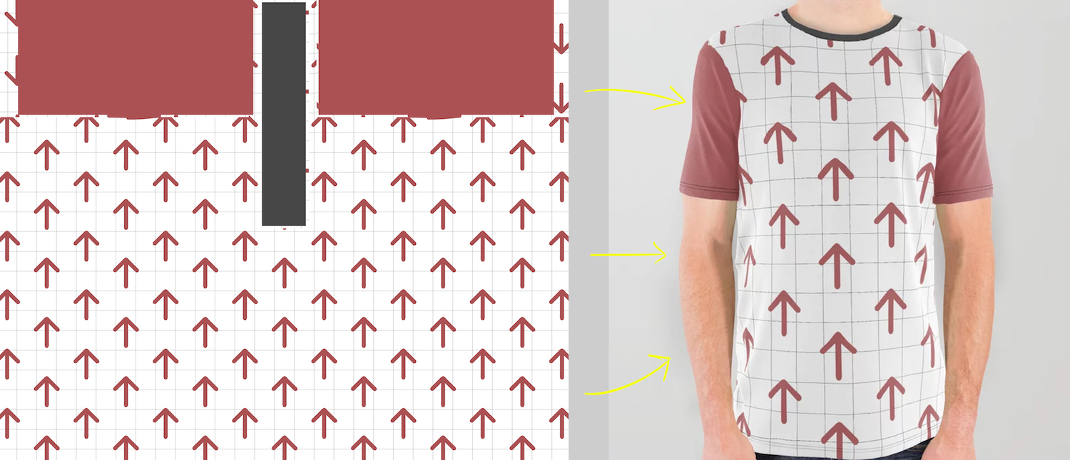 e44263b4 Attention Artists: All Over Graphic Tees Are New and Improved ...