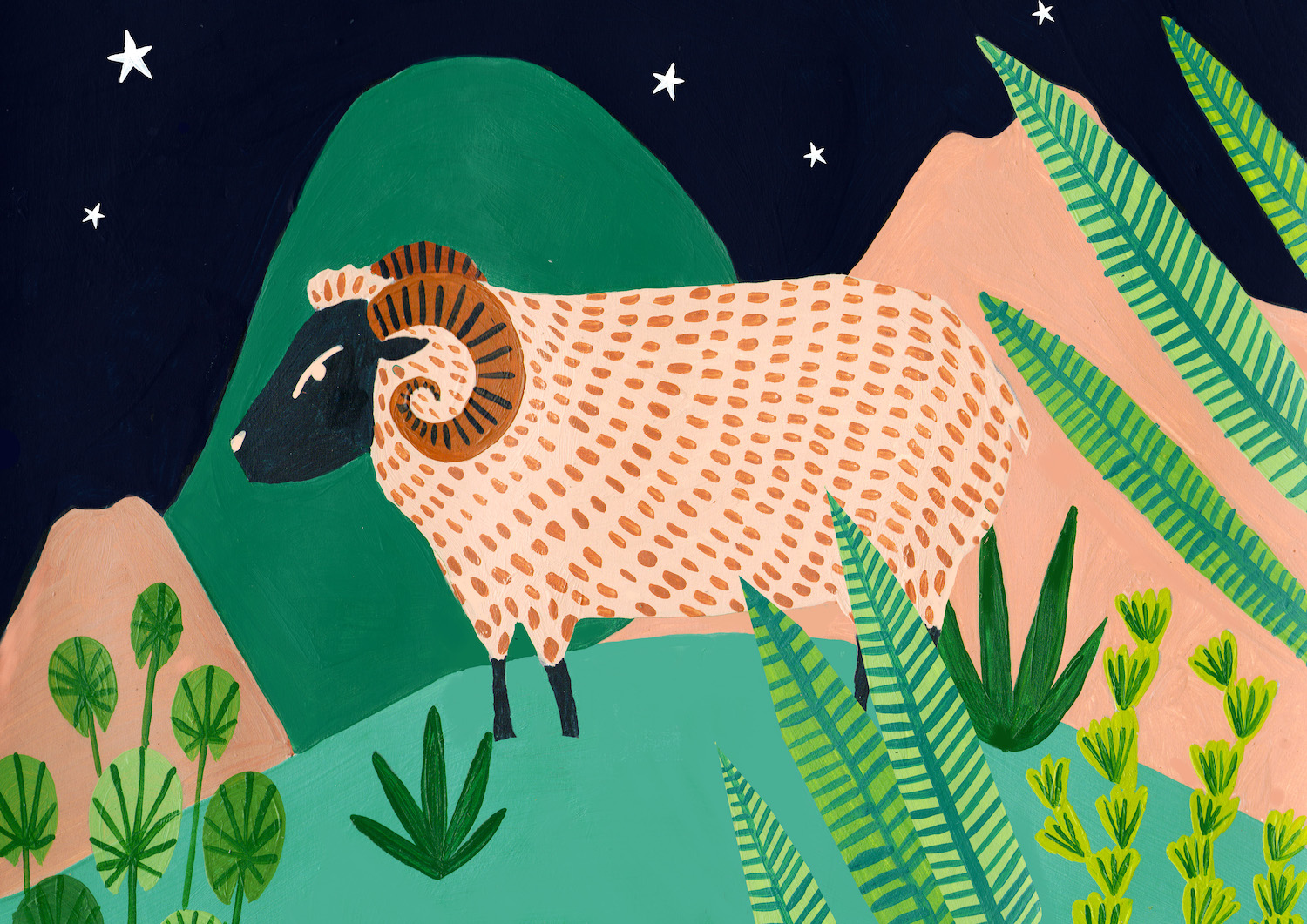 Your Monthly Horoscope: May 2019 - Society6 Blog