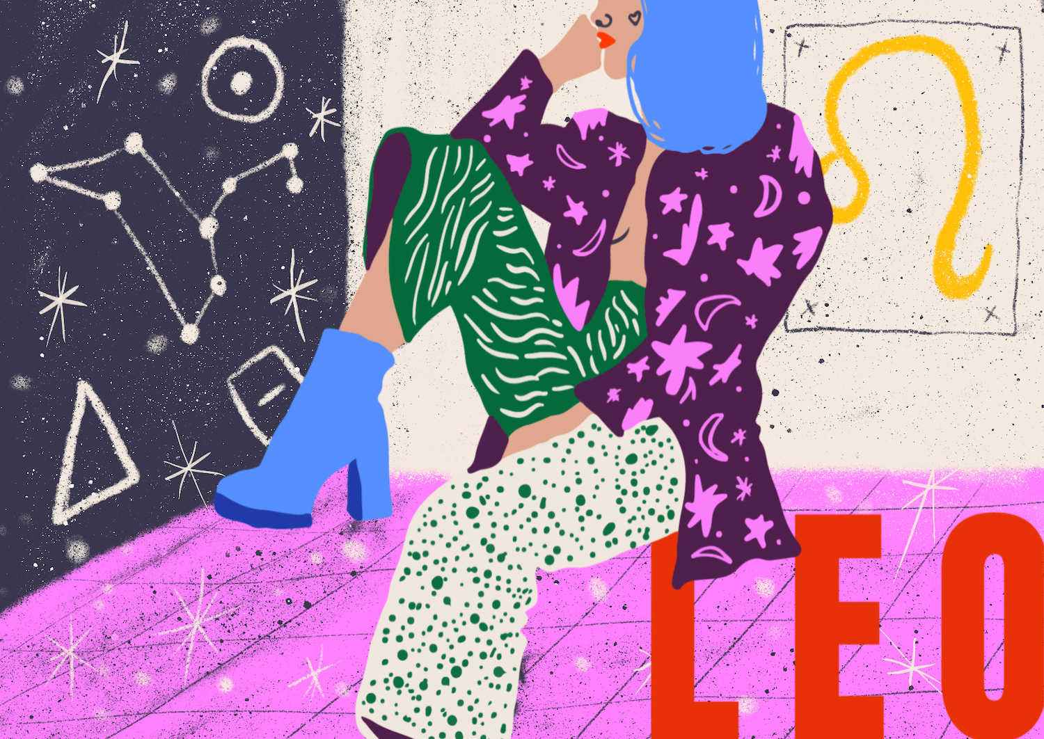 Your Monthly Horoscope: August 2019 - Society6 Blog